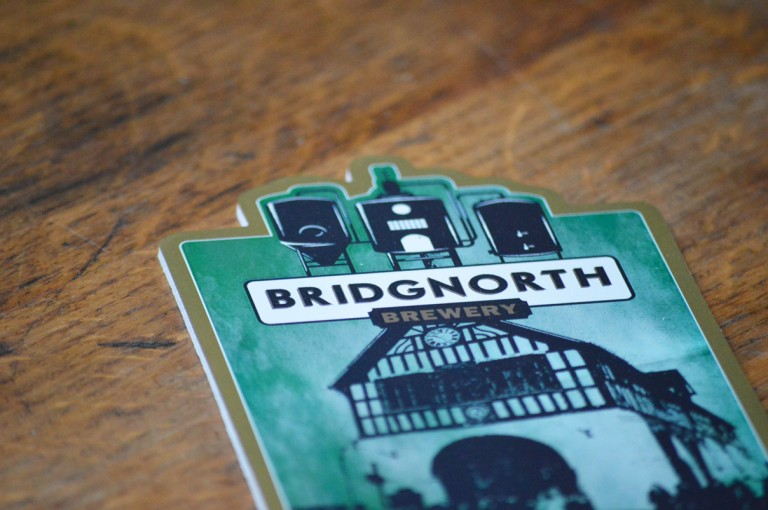 Bridgnorth Brewery Best Bitter