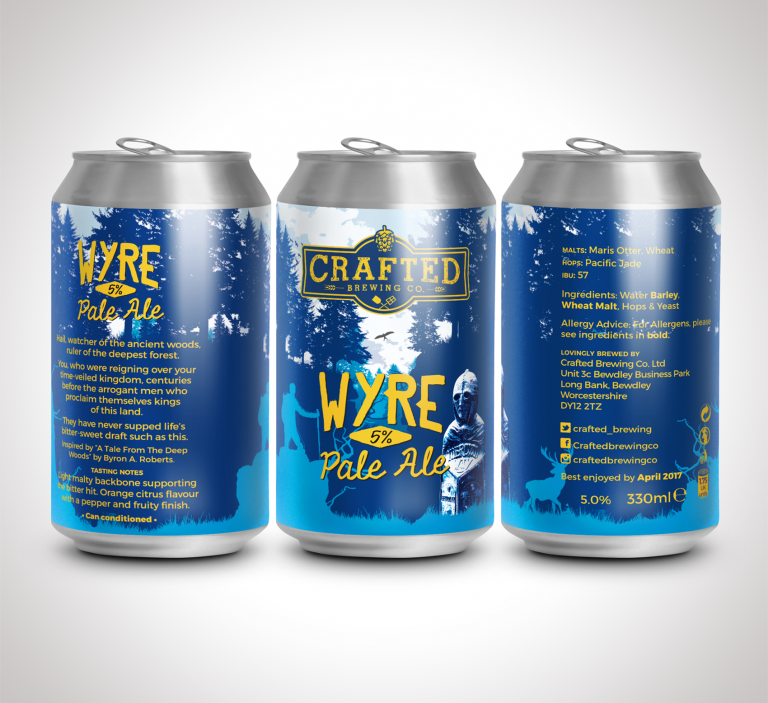 Wyre Crafted Brewing Co